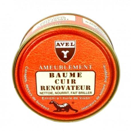 BAUME CUIR RENOVATEUR PATE 375 ML