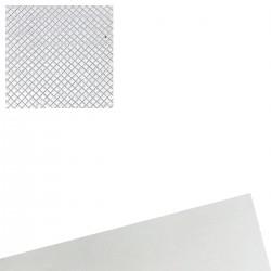 TRANSDUR blanc/caramel PLAQUE PATIN 96x60