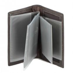 B00759 P-F européen cuir bovin dbl textile pleine fleur tan.chrome