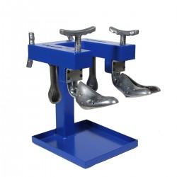 MACHINE A FORCER LES CHAUSSURES BLEUE