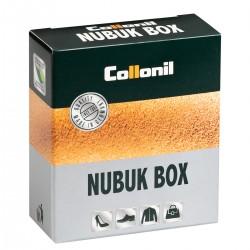 NUBUCK BOX GOMME COLLONIL