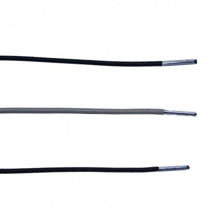 LACETS ELASTIQUES 40 cm /PAIRE