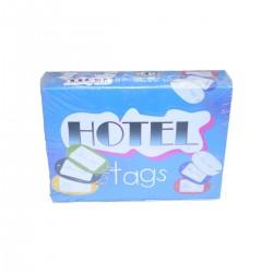 PORTE ETIQUETTE HOTEL BOITE DE 48 ref 400