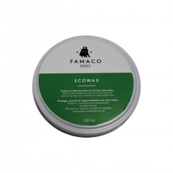 ECO WAX GRAISSE NATURELLE 100 ml FAMACO