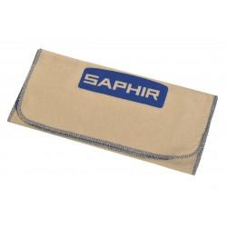 CHAMOISINE SAPHIR COTON 38X30 cm