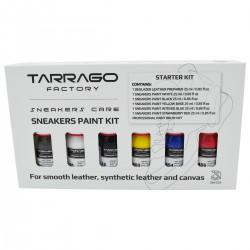 TARRAGO SNEAKERS PAINT STARTER KIT CUSTOMISATION COULEURS