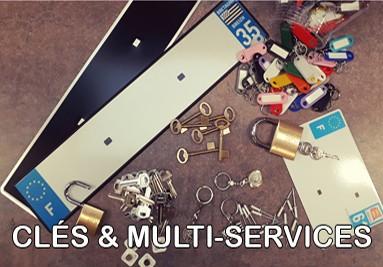 Clés & Multi-services